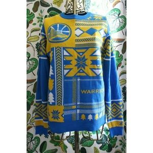 NEW Golden State Warriors Ugly Christmas Sweater